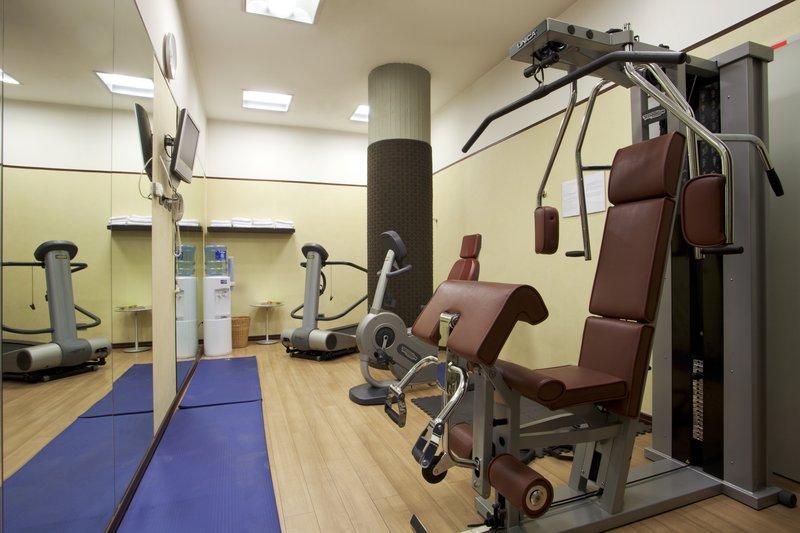 Holiday Inn Turin - Corso Francia-miny Gym<br/>Image from Leonardo
