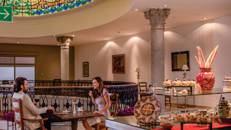 Holiday Inn Express Puebla-Bar and Lounge<br/>Image from Leonardo