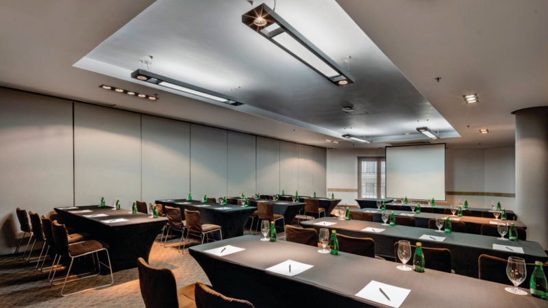Holiday Inn Express Puebla-Meeting Room<br/>Image from Leonardo