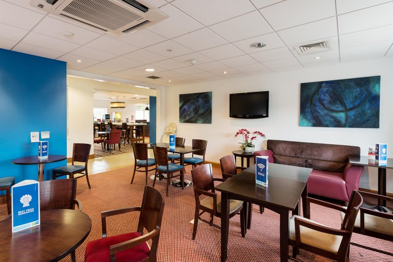 Holiday Inn Express Braintree-Restaurant<br/>Image from Leonardo