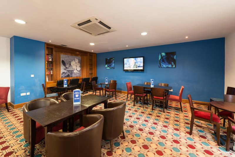 Holiday Inn Express Braintree-Guest Dining Lounge<br/>Image from Leonardo