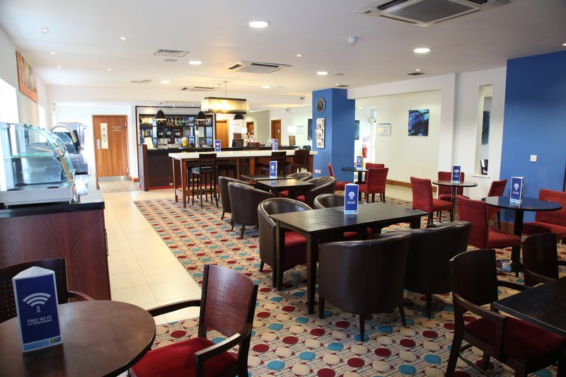 Holiday Inn Express Braintree-Lobby Lounge<br/>Image from Leonardo