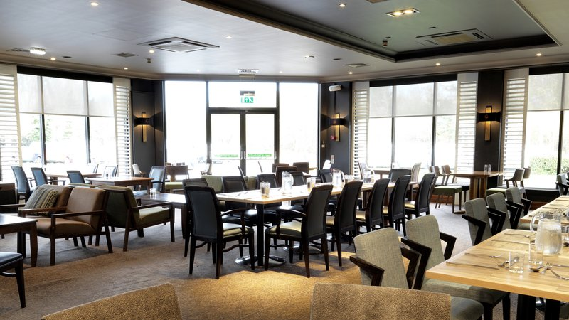 Holiday Inn Peterborough West-Restaurant at Holiday Inn Peterborough West<br/>Image from Leonardo