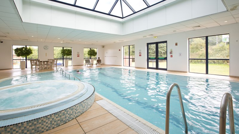Holiday Inn Peterborough West-Swimming Pool at the Holiday Inn Peterborough West<br/>Image from Leonardo