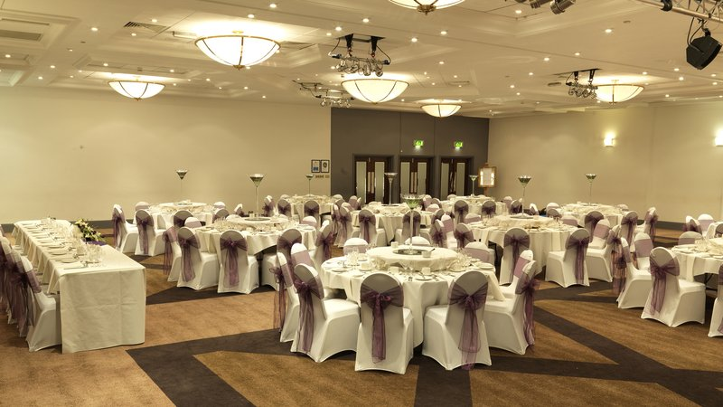 Holiday Inn Peterborough West-Banqueting at the Holiday Inn Peterborough West<br/>Image from Leonardo