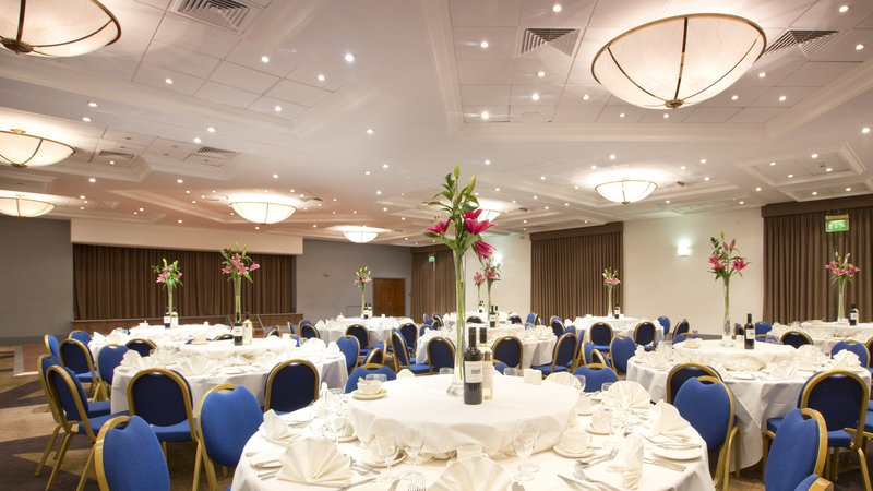 Holiday Inn Peterborough West-Banquet Room<br/>Image from Leonardo