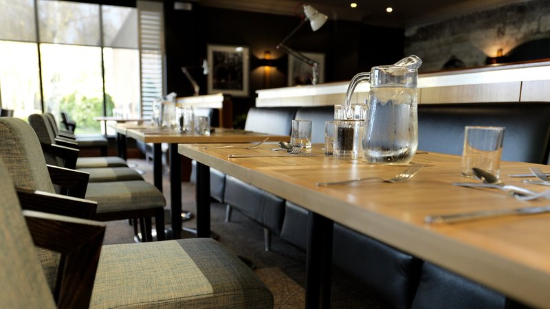 Holiday Inn Peterborough West-Dining at the Holiday Inn Peterborough West<br/>Image from Leonardo