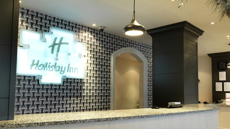 Holiday Inn Peterborough West-Reception at the Holiday Inn Peterborough West<br/>Image from Leonardo