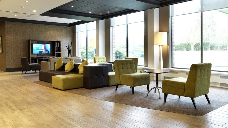 Holiday Inn Peterborough West-Hotel Lobby at Holiday Inn Peterborough West<br/>Image from Leonardo