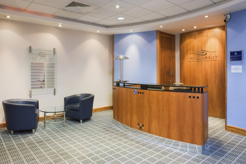 Holiday Inn Rochester - Chatham-Reception Area<br/>Image from Leonardo