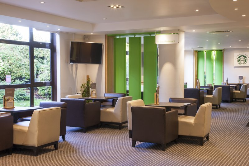 Holiday Inn Rochester - Chatham-Have a cup of coffee/tea in our lounge at Holiday Inn<br/>Image from Leonardo