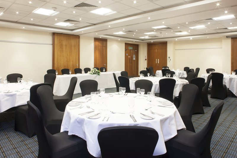 Holiday Inn Rochester - Chatham-A banqueting suite perfect for more intimate social gatherings. <br/>Image from Leonardo