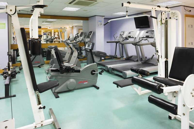 Holiday Inn Rochester - Chatham-Holiday Inn Rochester-Chatham, Spirit Club, Gym<br/>Image from Leonardo