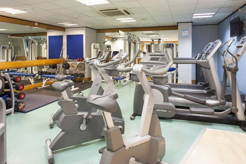 Holiday Inn Rochester - Chatham-Fitness Center<br/>Image from Leonardo