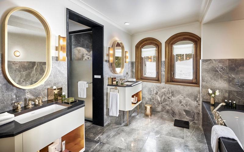 Mercure Courchevel Hotel-L'Alpensia Bathroom Room Bis<br/>Image from Leonardo