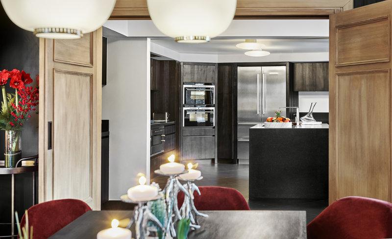 Mercure Courchevel Hotel-L'Alpensia Kitchen<br/>Image from Leonardo
