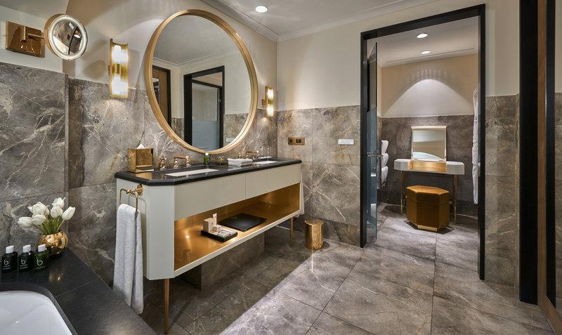 Mercure Courchevel Hotel-APGDeluxe Junior Suite Bathroom JMS<br/>Image from Leonardo
