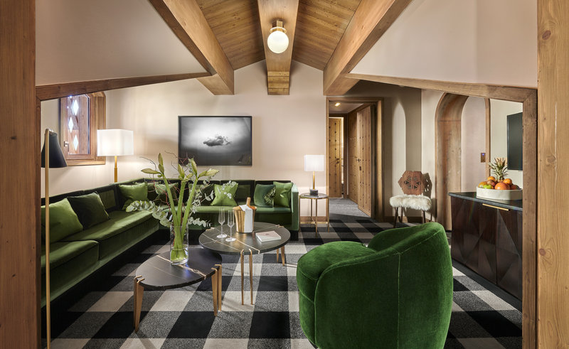 Mercure Courchevel Hotel-Two Bedroom Suite<br/>Image from Leonardo