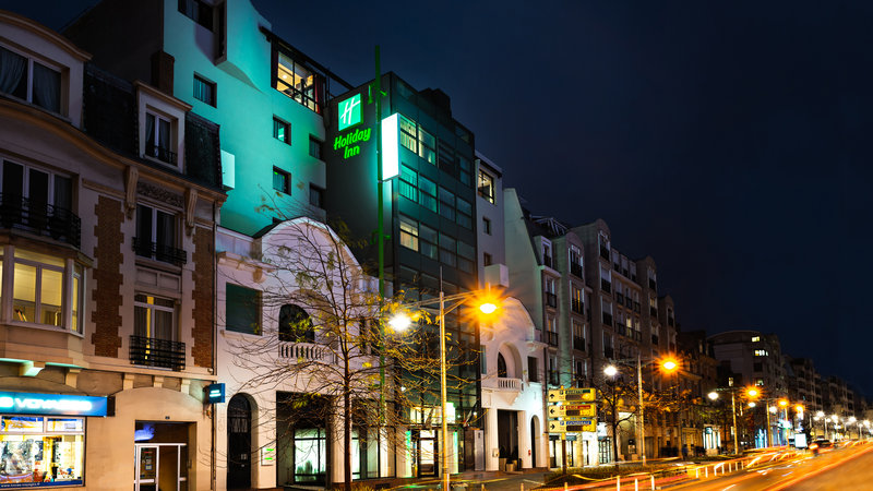 Holiday Inn Reims Centre-Hotel exterior rue buirette<br/>Image from Leonardo