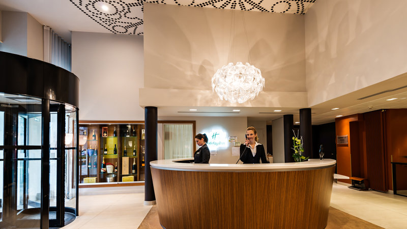 Holiday Inn Reims Centre-Welcome<br/>Image from Leonardo