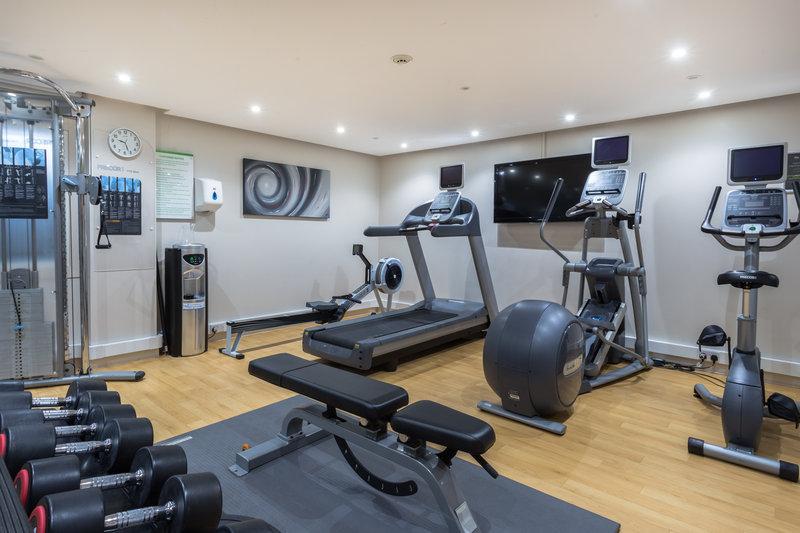 Holiday Inn Sittingbourne-Holiday Inn Sittingbourne Mini Gym<br/>Image from Leonardo