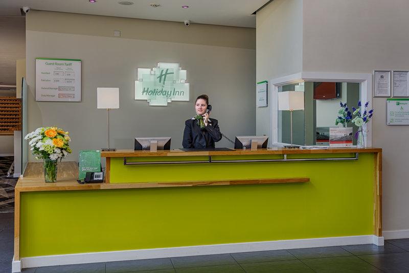 Holiday Inn Sittingbourne-Holiday Inn Sittingbourne Front Desk<br/>Image from Leonardo