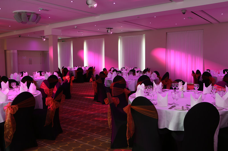 Holiday Inn Sittingbourne-Holiday Inn Ballroom<br/>Image from Leonardo