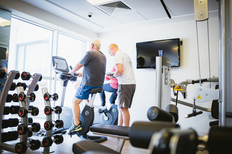 Holiday Inn Winchester-Fitness Center<br/>Image from Leonardo