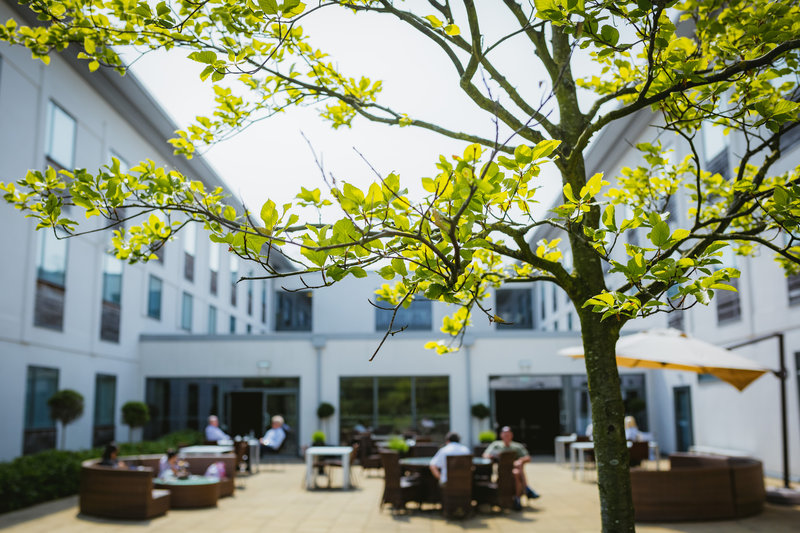 Holiday Inn Winchester-Terrrace Area<br/>Image from Leonardo