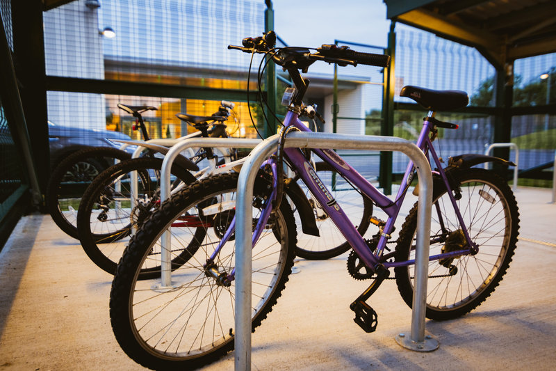 Holiday Inn Winchester-Bike Shed<br/>Image from Leonardo
