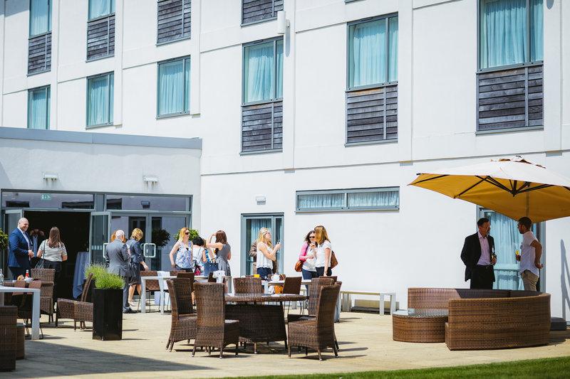 Holiday Inn Winchester-Hotel Exterior<br/>Image from Leonardo