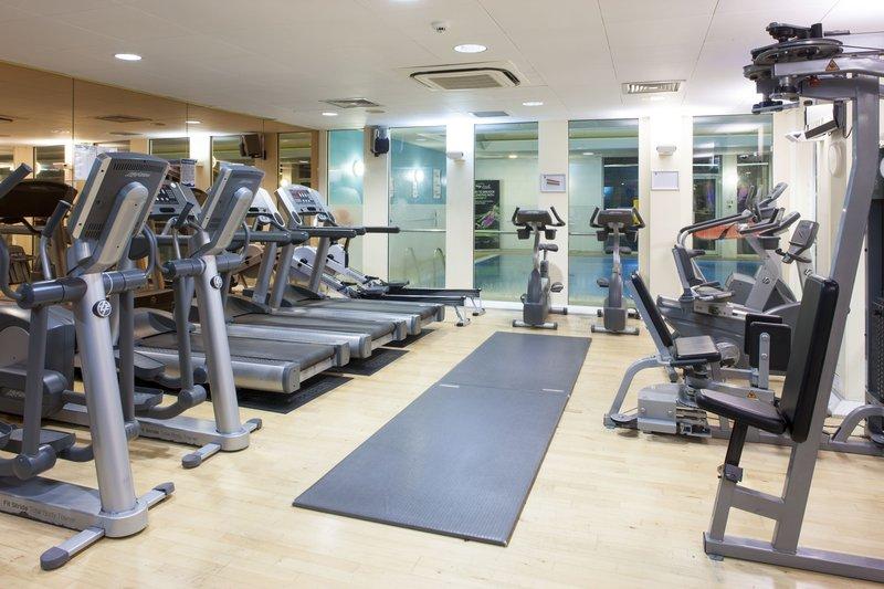 Holiday Inn Colchester-Gym<br/>Image from Leonardo