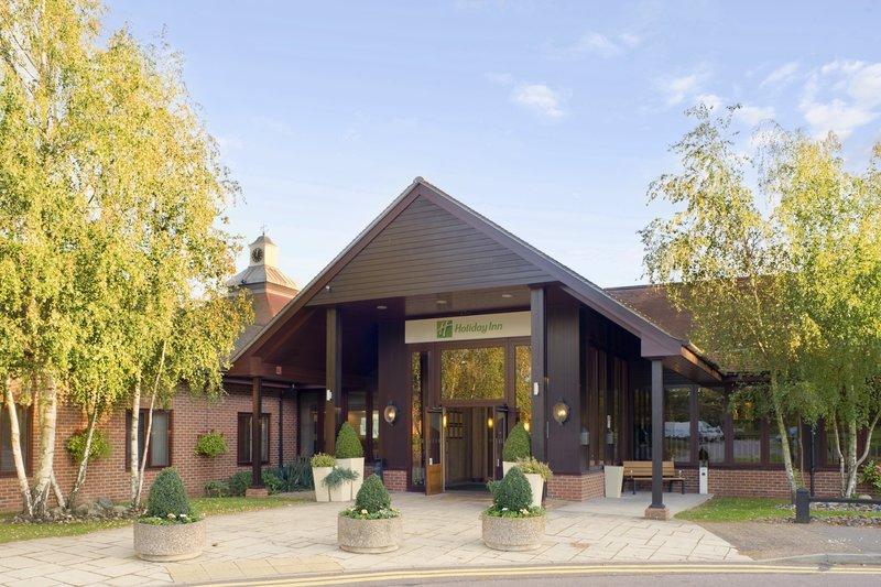 Holiday Inn Colchester-Entrance<br/>Image from Leonardo