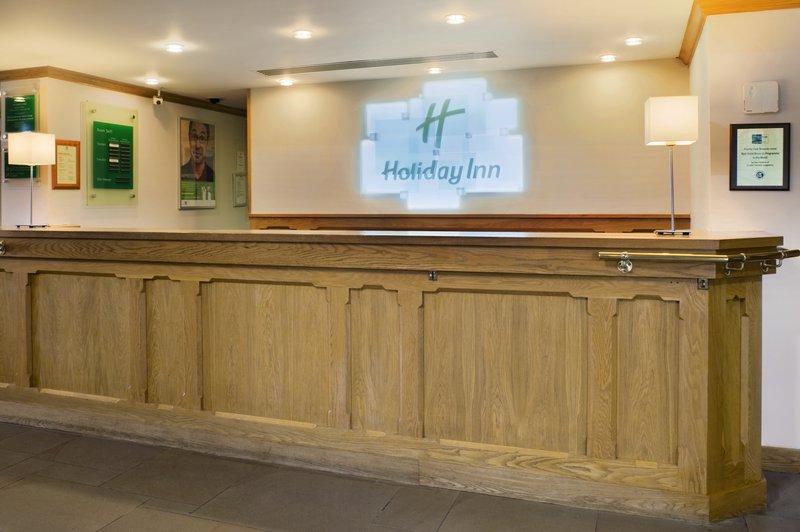 Holiday Inn Colchester-Front Desk<br/>Image from Leonardo