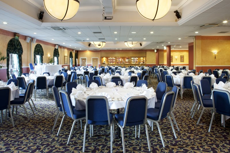 Holiday Inn Barnsley M1, Jct.37-O'Hara Suite for up to 400 conference or banquet<br/>Image from Leonardo