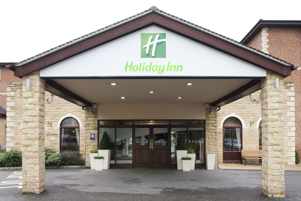 Holiday Inn Barnsley M1, Jct.37-Our Reception Team are ready to welcome you.<br/>Image from Leonardo