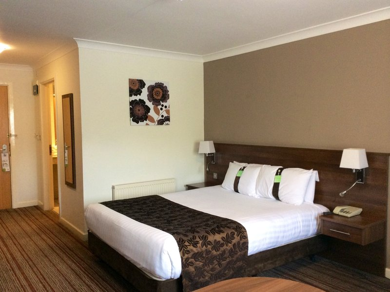 Holiday Inn Barnsley M1, Jct.37-Double Bed Guest Room with complimentary wifi<br/>Image from Leonardo