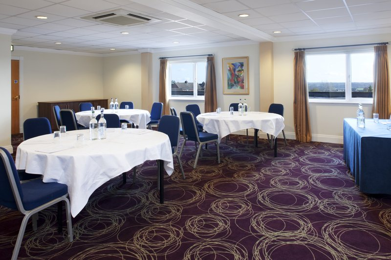 Holiday Inn Barnsley M1, Jct.37-Calvert Suite - one of our 3 dedicated meeting rooms<br/>Image from Leonardo