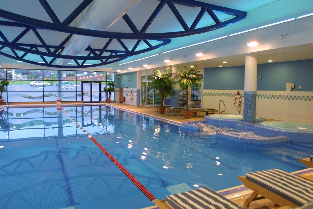 Holiday Inn Barnsley M1, Jct.37-Swimming Pool at the onsite Bannatynes Health Centre<br/>Image from Leonardo