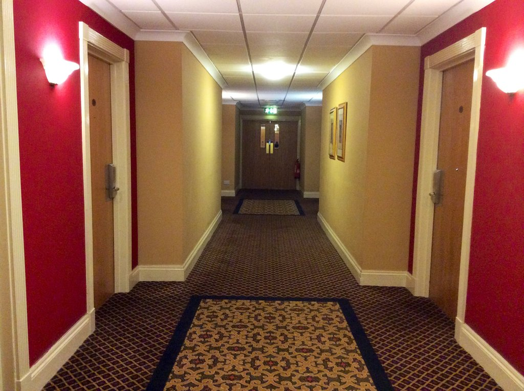 Holiday Inn Barnsley M1, Jct.37-Hallway to our guest bedrooms<br/>Image from Leonardo