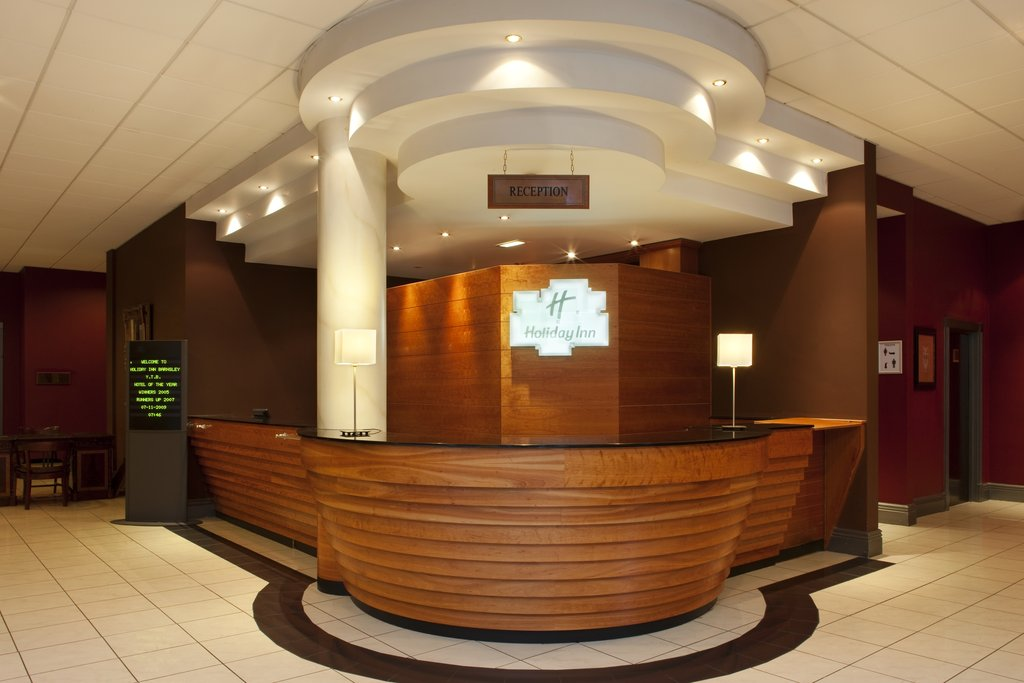 Holiday Inn Barnsley M1, Jct.37-Our Front Desk Team look forward to welcoming you<br/>Image from Leonardo