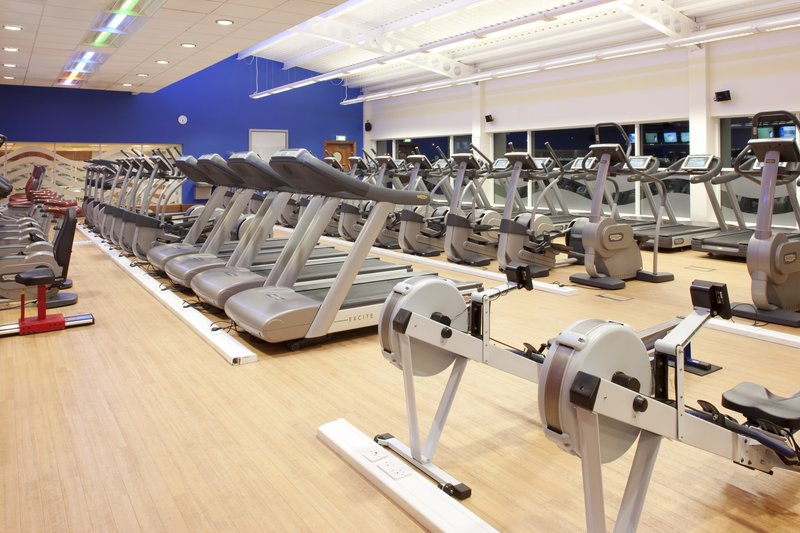 Holiday Inn Barnsley M1, Jct.37-Work out at the state of the art onsite Bannatynes Gym<br/>Image from Leonardo
