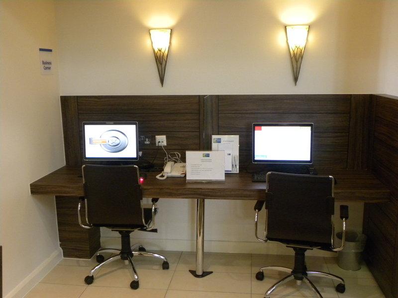 Holiday Inn Express Colchester-Business Center<br/>Image from Leonardo