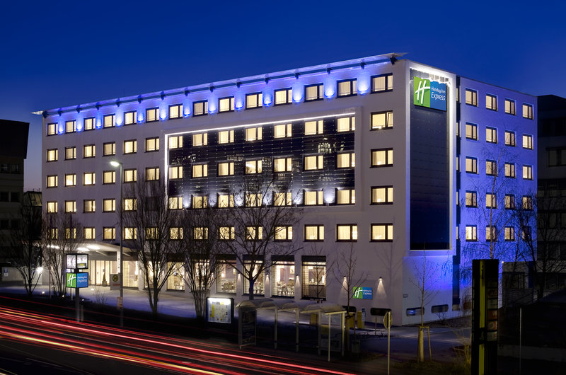 Holiday Inn Express Stuttgart Airport-Hotel Exterior<br/>Image from Leonardo