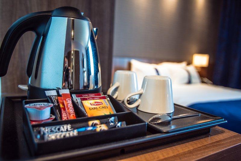 Holiday Inn Express Strasbourg Sud-Tea and coffee facility<br/>Image from Leonardo