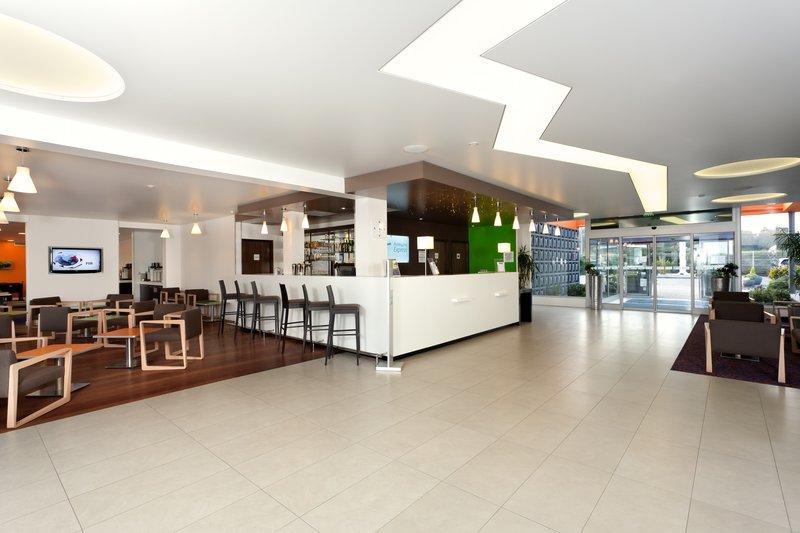 Holiday Inn Express Strasbourg Sud-Hotel Lobby<br/>Image from Leonardo
