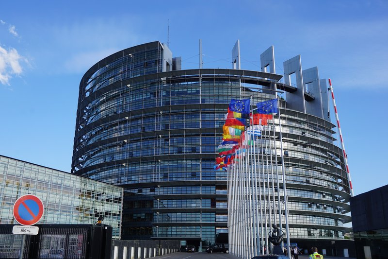 Holiday Inn Express Strasbourg Sud-European Parliament of Strasbourg<br/>Image from Leonardo