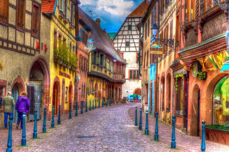 Holiday Inn Express Strasbourg Sud-Visit the Charming Alsatian Villages<br/>Image from Leonardo