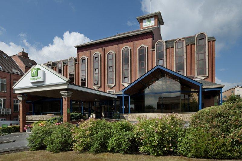 Holiday Inn Bolton Centre-Hotel Exterior<br/>Image from Leonardo