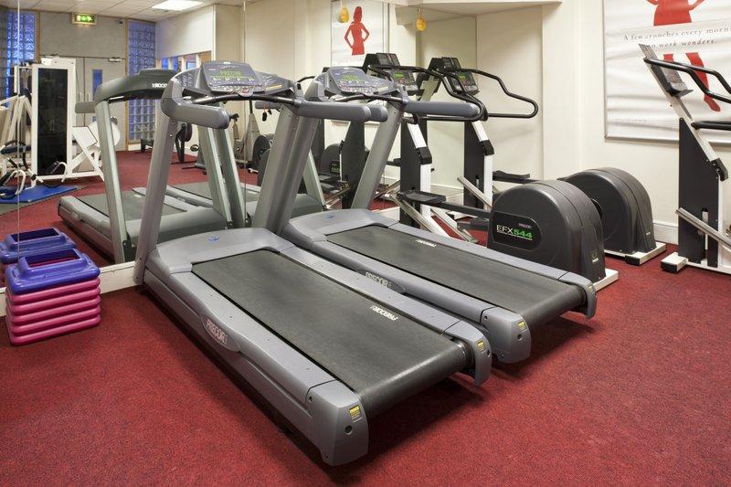 Holiday Inn Bolton Centre-Gymnasium<br/>Image from Leonardo